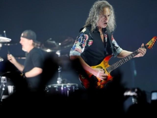 Metallica envoie du lourd à Bercy