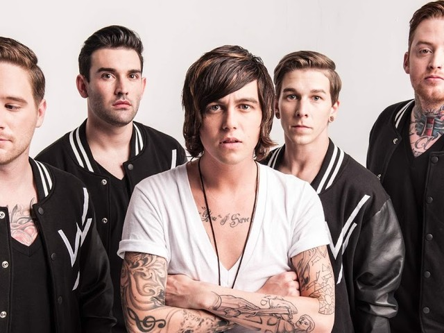 Sleeping With Sirens : nouveau titre live, Gossip