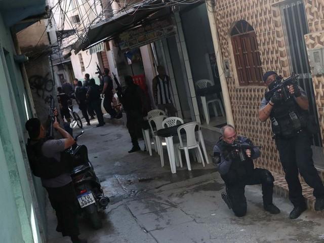 Sanglante opération antidrogue dans une favela de Rio: 25 morts, l'ONU s'inquiète