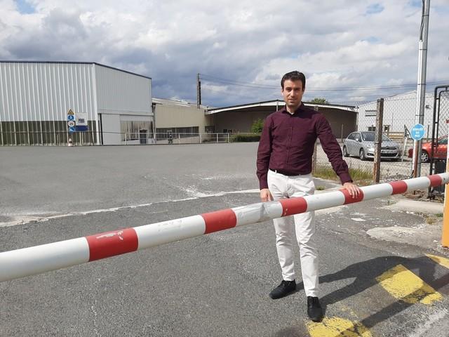 Seine-et-Marne. La Ferté-Gaucher : Jonathan Delisle veut «une multitude d'activités» sur l'ancien site Villeroy & Boch