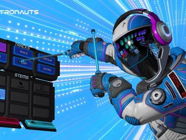 Electronauts, le jeu musical en réalité virtuelle, accueille 39 pistes ensoleillées