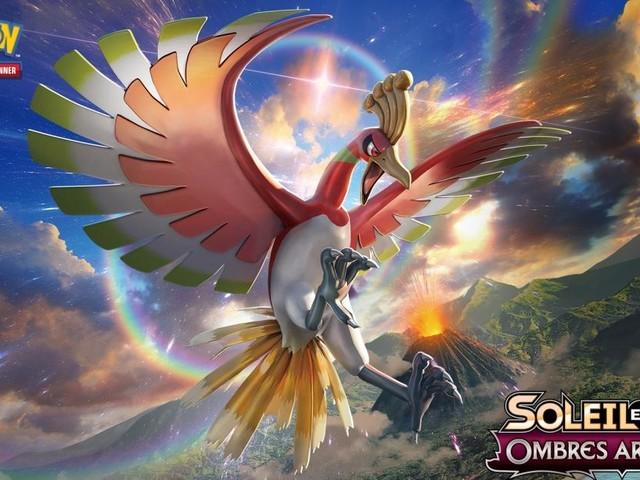 Pokemon TGC : La nouvelle extension Ombres Ardentes est disponible