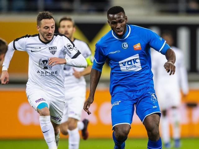 D1A: Gand s'impose face à Eupen (2-0), le Standard et Charleroi hors du top 6