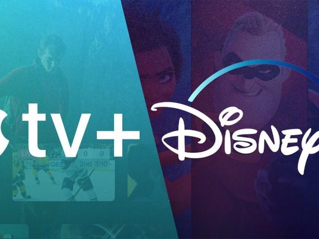 Le patron de Disney n'a pas peur d'Apple TV+, qui est moins cher que Disney+