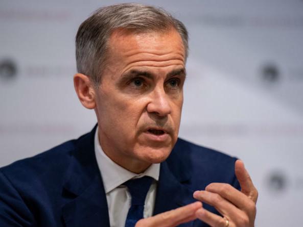 """Brexit : une sortie sans accord serait """"moins grave"""" que prévu, selon selon la Banque d'Angleterre"""