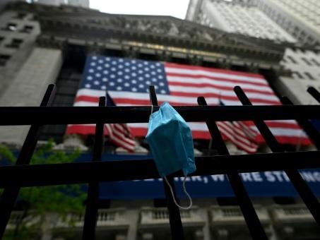 Wall Street trébuche, le regain de la pandémie inquiète