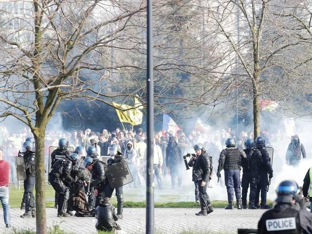 Manifestations à Bordeaux : deux gilets jaunes jugés ce lundi