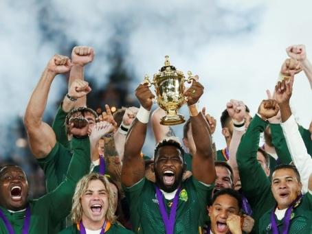 Mondial de rugby: Siya Kolisi, le capitaine symbole des Springboks