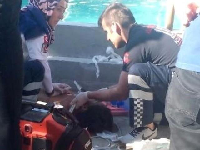 Cinq personnes, dont trois enfants, sont mortes électrocutées dans un parc aquatique en Turquie (photos & vidéo)