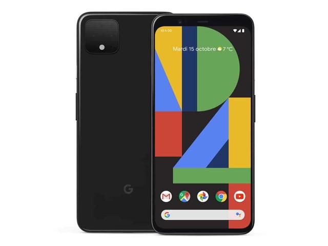 Google explique pour ses Pixel 4 ne sont pas compatibles 5G