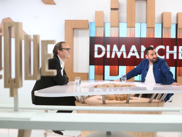 Clique Dimanche : entretien de Mouloud Achour avec Xavier Niel.