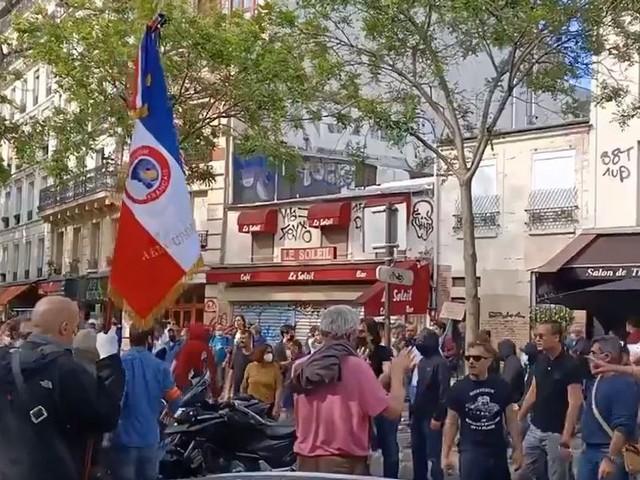 Procession catholique attaquée à Paris: une enquête ouverte