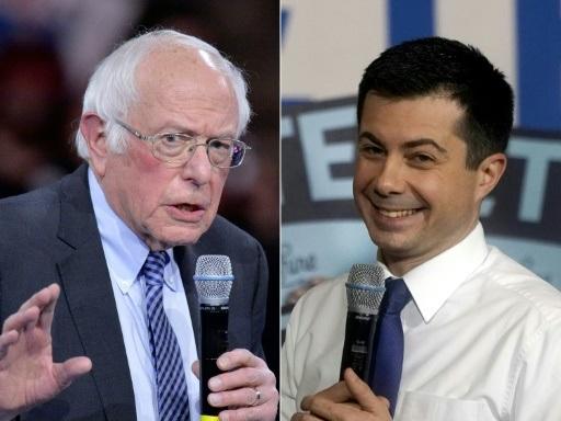 Le ton monte entre les favoris démocrates avant le vote crucial du New Hampshire