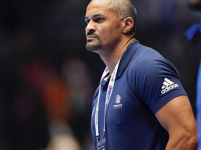 Handball : l'entraîneur de l'équipe de France de handball Didier Dinart a été écarté de son poste