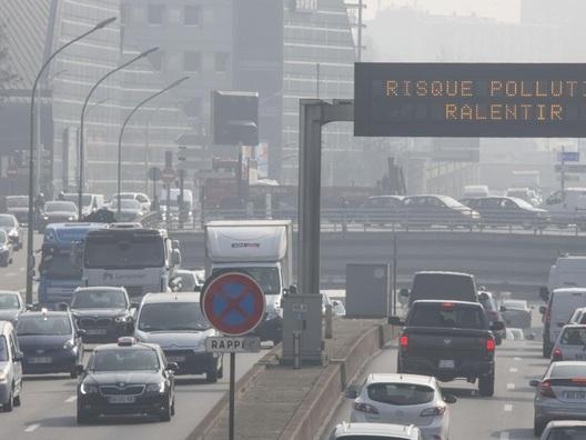 Pollution atmosphérique: plus de 400 000 morts chaque année en Europe