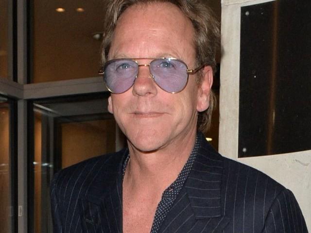 """1 heure avec... Kiefer Sutherland : """"Julia Roberts m'a plaqué trois jours avant que l'on se marie !"""""""
