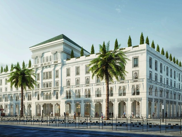 Voici à quoi ressemblera le mythique Hôtel Lincoln de Casablanca après rénovation