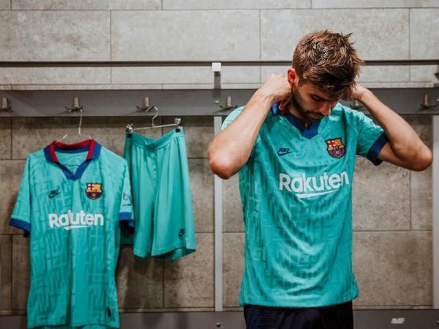 Barça: Le 3e maillot dévoilé