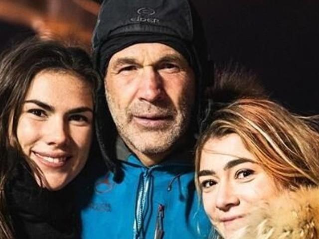 Mike Horn est enfin sur la terre ferme en Norvège avec ses filles