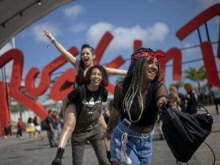 Rock in Rio, exutoire pour une jeunesse brésilienne désabusée