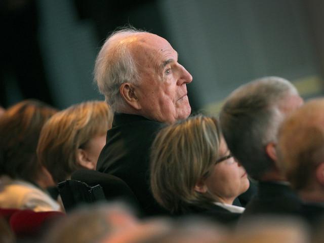 Helmut Kohl, un monument de l'Allemagne et de l'Europe