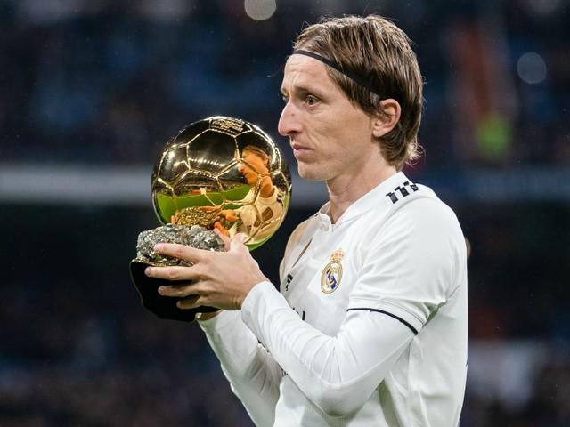Modric a déjà perdu son Ballon d'Or !
