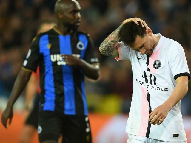 C1: Messi, des débuts raturés avec le PSG