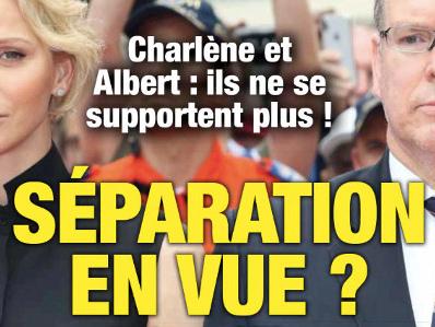 Charlène de Monaco, absence, les mondanités lui brisent le coeur, la raison