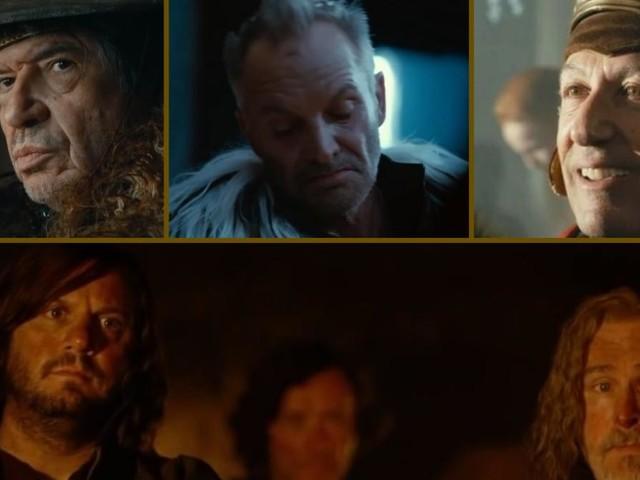 Premier teaser de Kaamelott le film avec Alain Chabat, Clovis Cornillac, Guillaume Gallienne et Sting