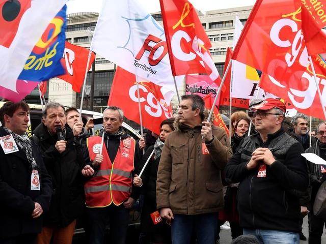 Face aux grèves, 18% des entreprises parisiennes ont loué des logements