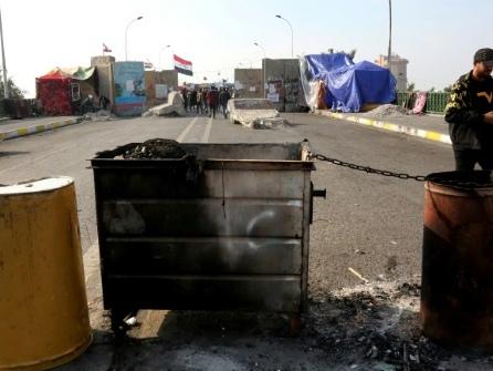 Irak: la mobilisation ne faiblit pas après l'assassinat d'une figure de la contestation