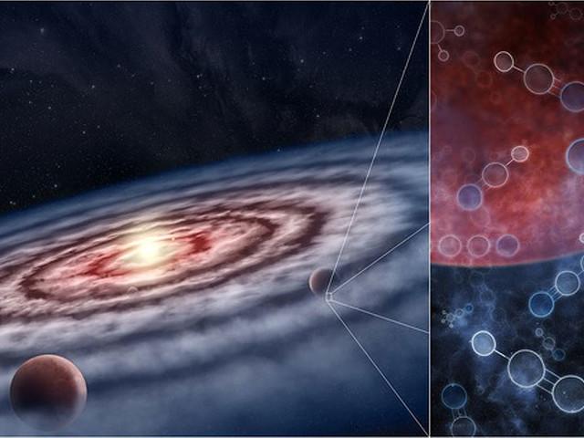 La vie pourrait être bien plus fréquente que nous le pensions dans l'Univers