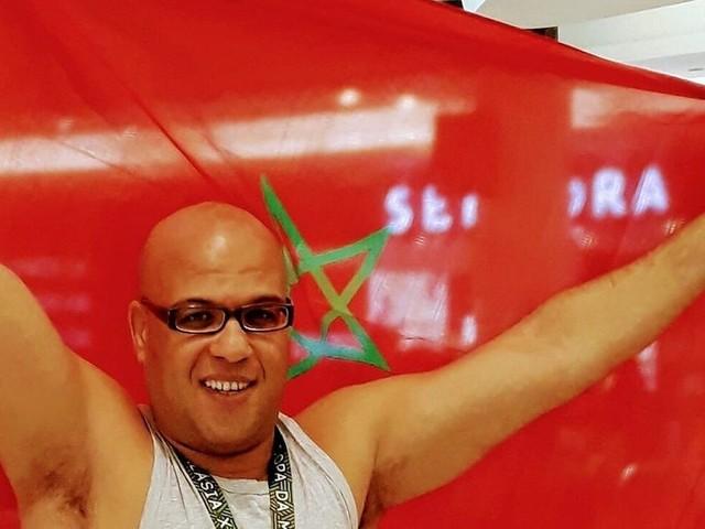 Le Marocain Attaf Mohsin décroche la médaille de bronze au championnat international de judo à Jakarta