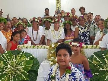 Le Jour du Seigneur: Emission spéciale katekita en direct de Tahiti, le 13 octobre sur France 2
