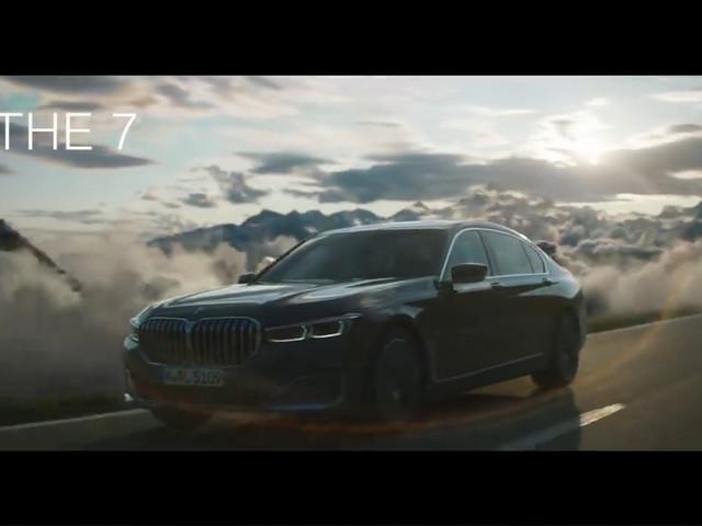 BMW Série 7 : présentation en vidéo de la nouvelle berline de luxe du constructeur allemand