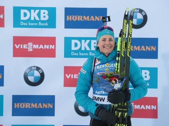 Biathlon - CM (F) - Coupe du monde (F) : Justine Braisaz remporte le 15km d'Östersund, Julia Simon 3e