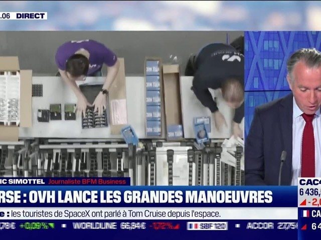 Bourse : OVH lance les grandes manoeuvres