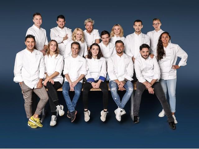 """DIAPORAMA - """"Top Chef 2019"""" : qui sont les 15 candidats de la saison 10 ?"""