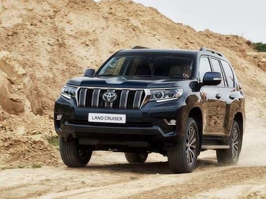 Toyota : enfin un nouveau Land Cruiser ?