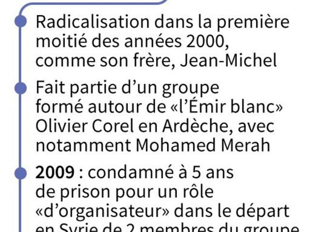 Le djihadiste Fabien Clain, voix des attentats du 13-Novembre, tué en Syrie