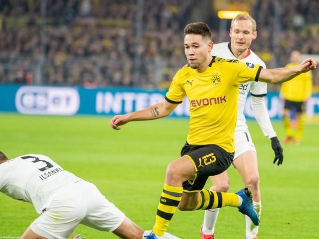 """Du SM Caen à Dortmund : la trajectoire """"incroyable"""" de Raphaël Guerreiro"""