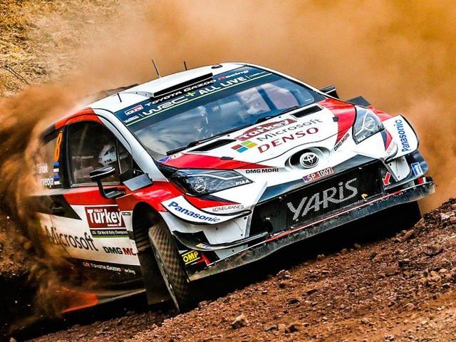 Rallye – WRC – Turquie : Lappi reprend du terrain sur Ogier, Tänak abandonne