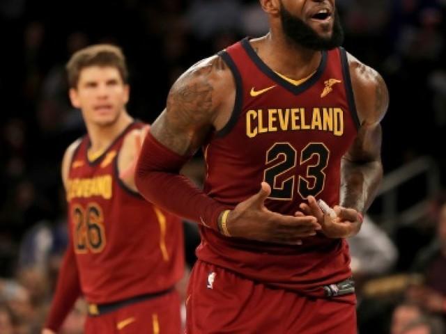 NBA: Cleveland redresse la barre, Batum retrouve le terrain