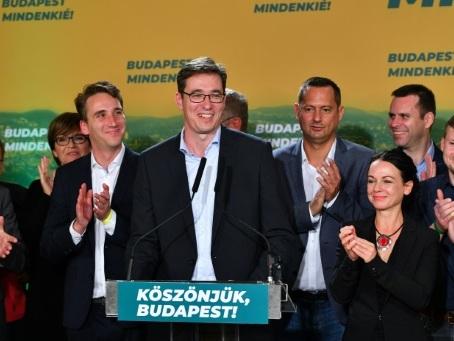 La mairie de Budapest conquise par l'opposition, revers pour Orban