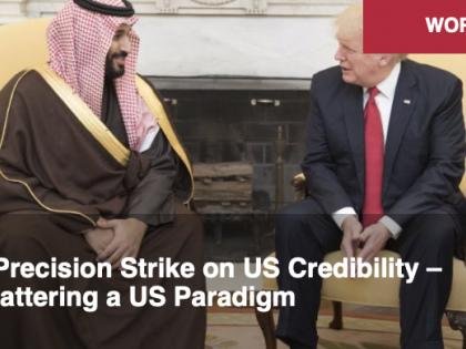 Une frappe chirurgicale contre la crédibilité des États-Unis : un paradigme américain vole en éclat – Par Alastair Crooke