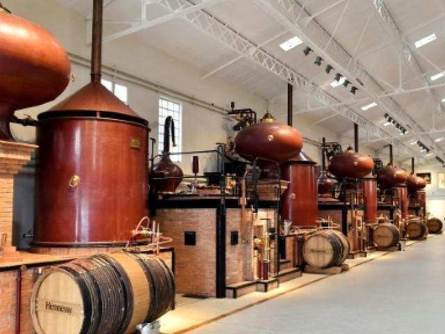 A Cognac, les alambics dopent le tourisme d'hiver