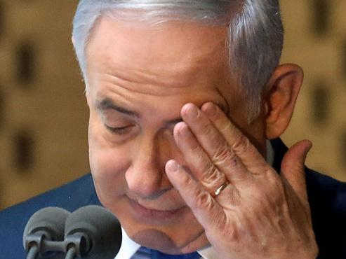Israël: l'indéboulonnable Premier ministre Benjamin Netanyahu jette l'éponge de former un gouvernement