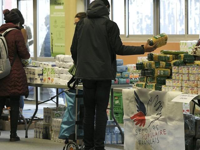 À Besançon, les repas de Noël du Secours populaire ont été volés