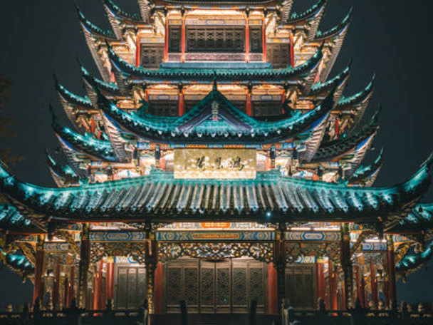 Marvelous Asian Cities By Tristan Zhou