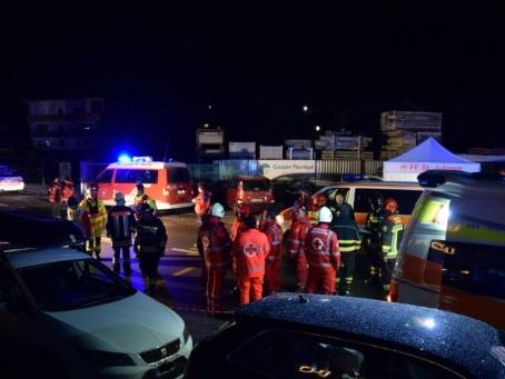 Italie: 6 jeunes Allemands meurent fauchés par une voiture, 11 blessés